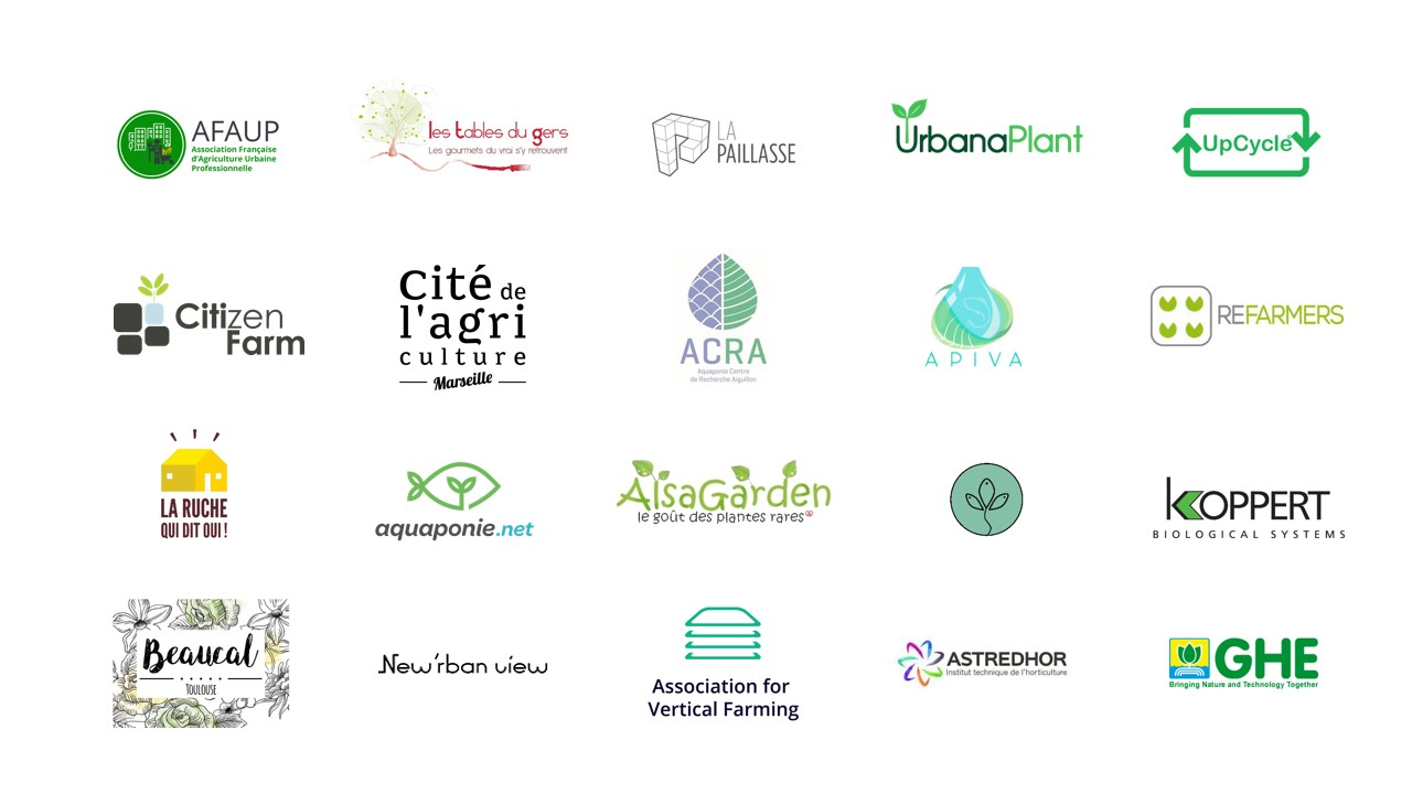 Logos partenaires