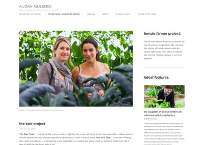 femalefarmer