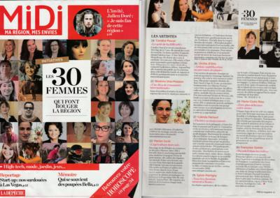 Article presse Midi - Les Sourciers