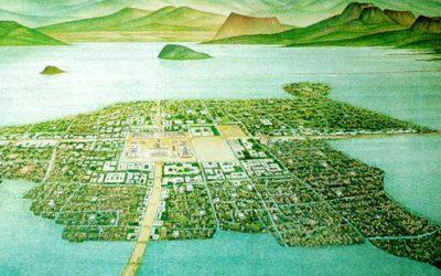 L'aquaculture chez les Aztèques : les Chinampas