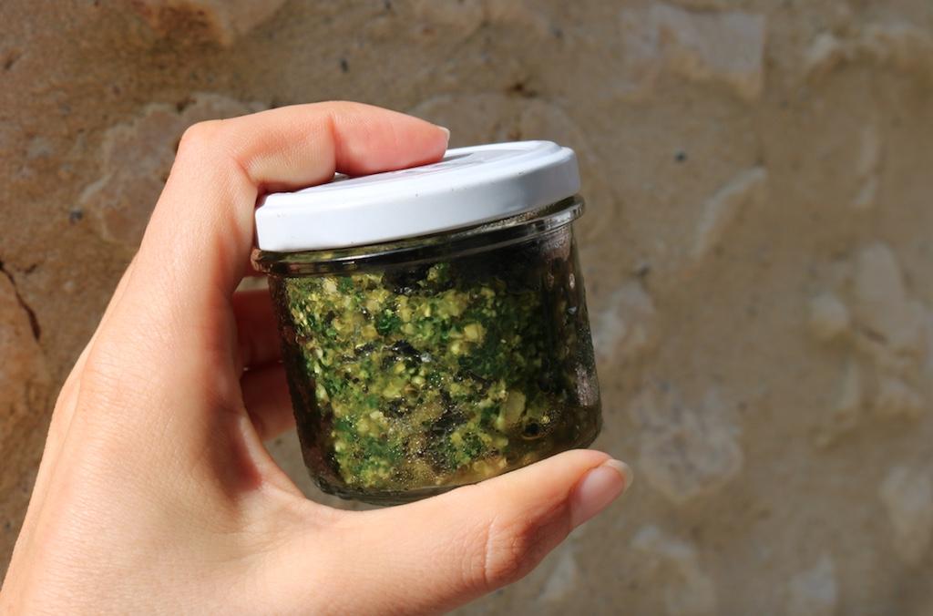 Basilic Vert Les sourciers